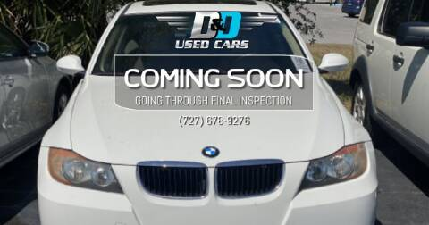 2006 BMW 3 Series for sale at D & D Used Cars in New Port Richey FL