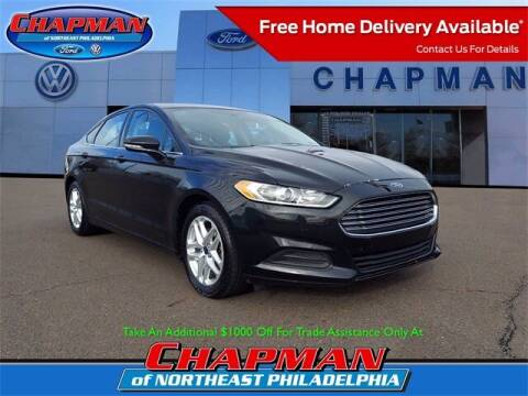 2014 Ford Fusion for sale at CHAPMAN FORD NORTHEAST PHILADELPHIA in Philadelphia PA