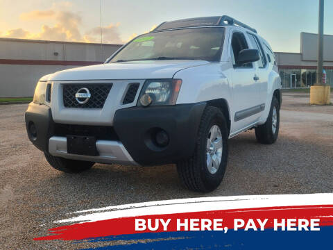 2012 Nissan Xterra for sale at Auto District in Baytown TX