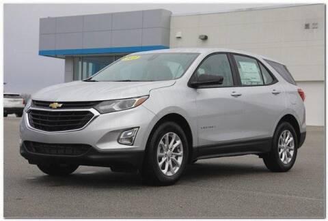 2021 Chevrolet Equinox for sale at WHITE MOTORS INC in Roanoke Rapids NC