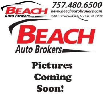 2015 Chevrolet Cruze for sale at Beach Auto Brokers in Norfolk VA
