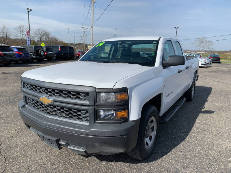 2014 Chevrolet Silverado 1500 for sale at Carmans Used Cars & Trucks in Jackson OH