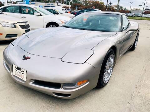 2000 Chevrolet Corvette for sale at Auto Space LLC in Norfolk VA