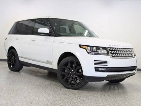 2014 Land Rover Range Rover for sale at PLATINUM MOTORSPORTS INC. in Hickory Hills IL