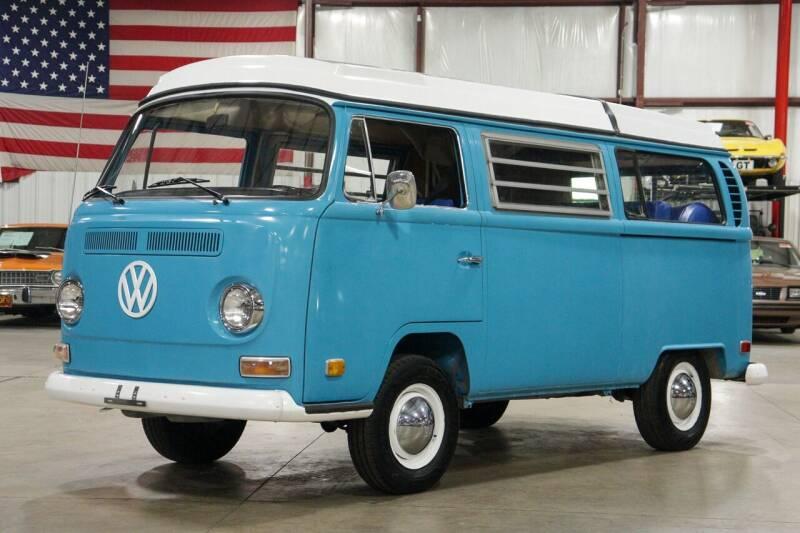 1970 Volkswagen Bus for sale in Grand Rapids, MI