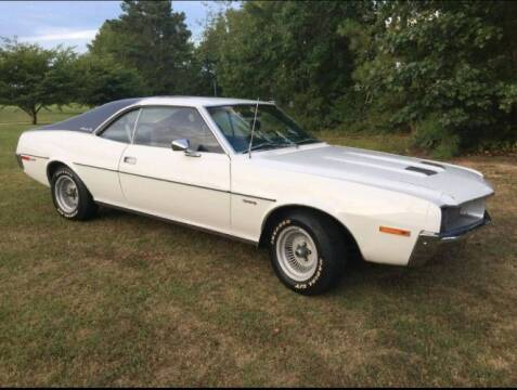 1970 AMC Javelin for sale at Classic Car Deals in Cadillac MI
