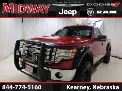 2009 Ford F-150 for sale at MIDWAY CHRYSLER DODGE JEEP RAM in Kearney NE