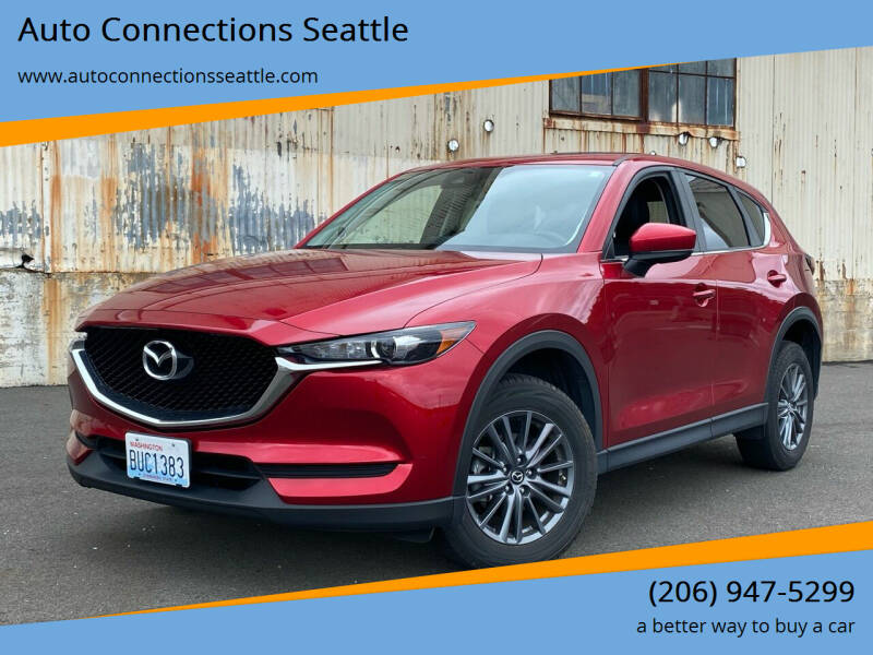 2017 Mazda CX-5 for sale at Auto Connections Seattle in Seattle WA