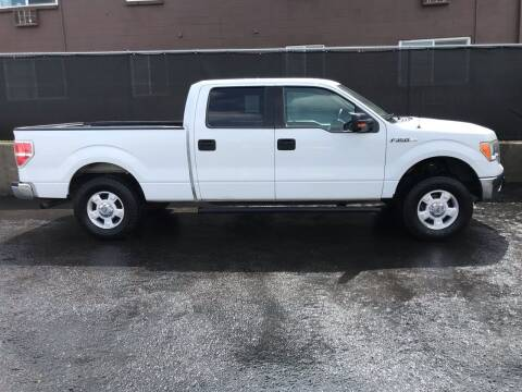 2009 Ford F-150 for sale at McManus Motors in Wheat Ridge CO