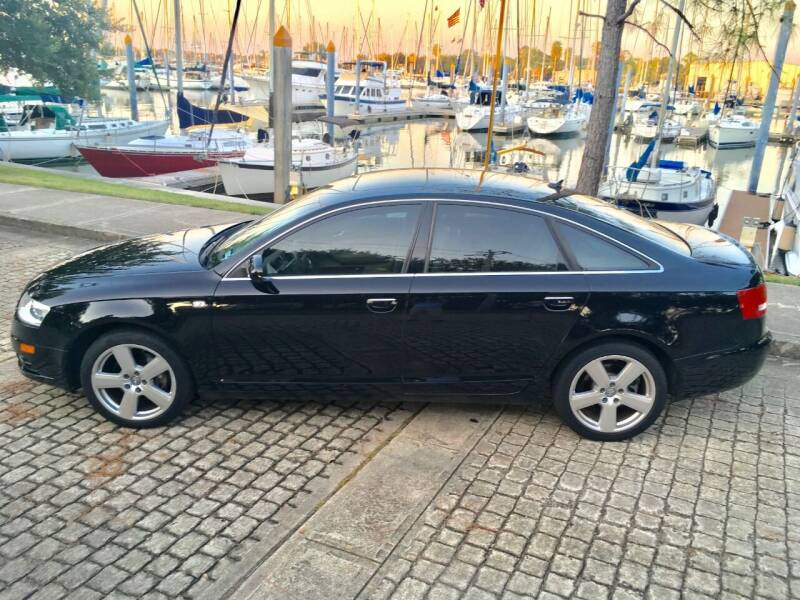 2008 Audi A6 for sale at Cars-yachtsusa.com in League City TX