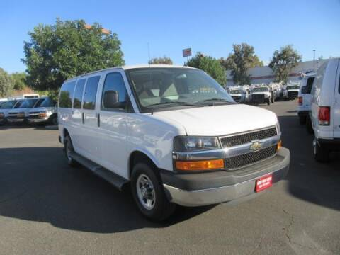 2015 Chevrolet Express Passenger for sale at Norco Truck Center in Norco CA