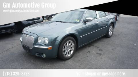 2005 Chrysler 300 for sale at GM Automotive Group in Philadelphia PA