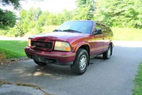 1998 GMC Jimmy for sale at Tates Creek Motors KY in Nicholasville KY