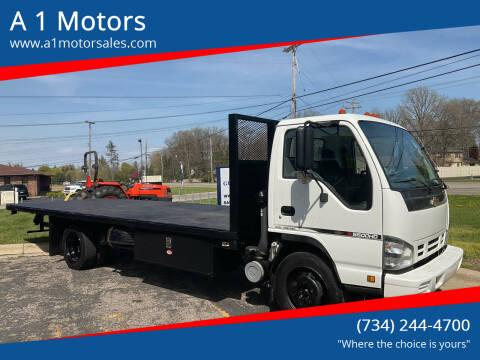 2007 Chevrolet W5500 for sale at A 1 Motors in Monroe MI
