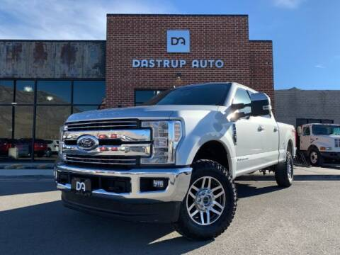 2019 Ford F-250 Super Duty for sale at Dastrup Auto in Lindon UT