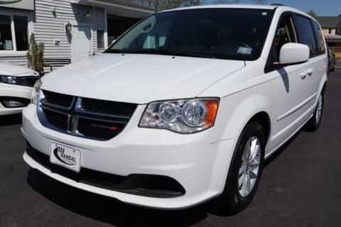2014 Dodge Grand Caravan for sale at Randal Auto Sales in Eastampton NJ
