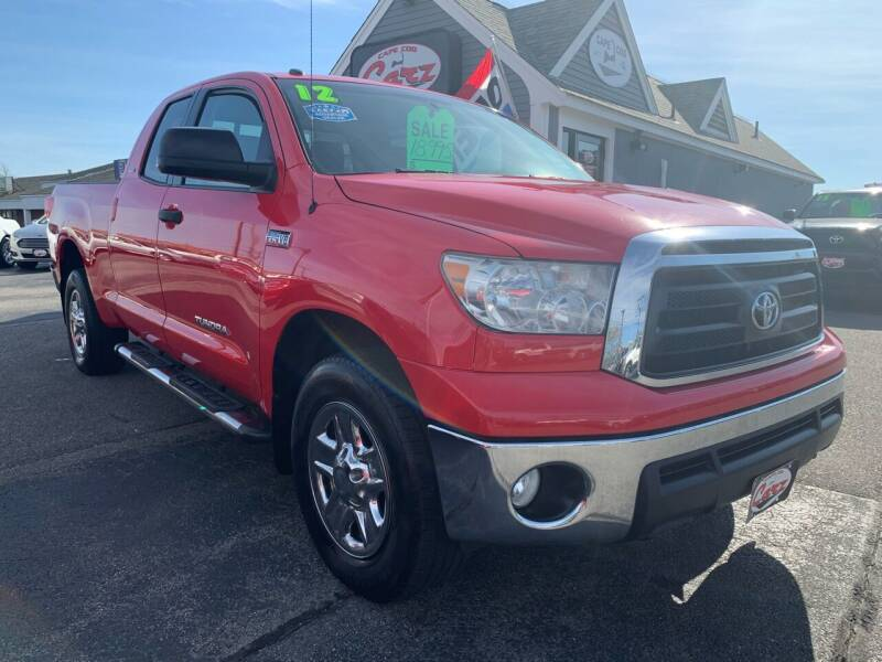 2012 Toyota Tundra for sale at Cape Cod Carz in Hyannis MA