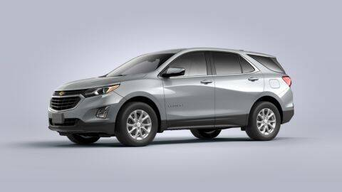 2020 Chevrolet Equinox for sale at MARTINDALE CHEVROLET in New Madrid MO