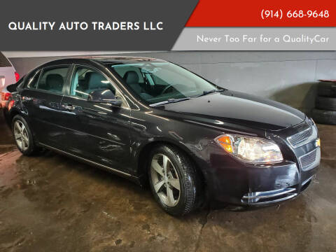 2012 Chevrolet Malibu for sale at Quality Auto Traders LLC in Mount Vernon NY