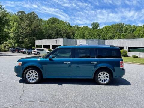 2011 Ford Flex for sale at Auto Deal Line in Alpharetta GA