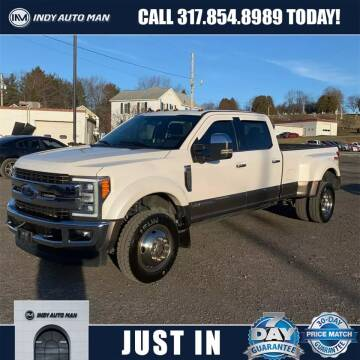 2019 Ford F-450 Super Duty for sale at INDY AUTO MAN in Indianapolis IN