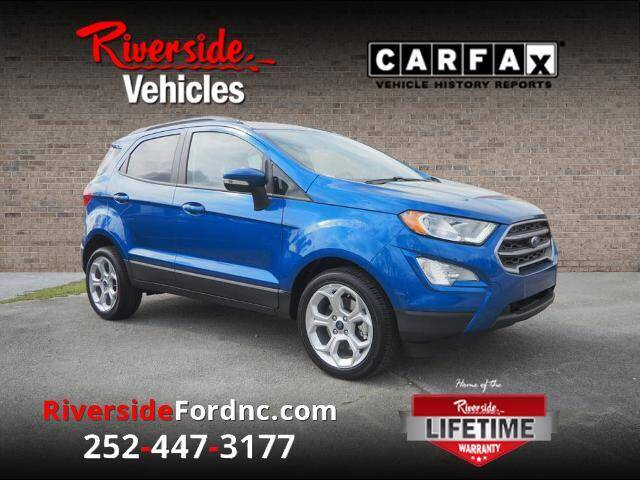 2021 Ford EcoSport for sale in Havelock, NC