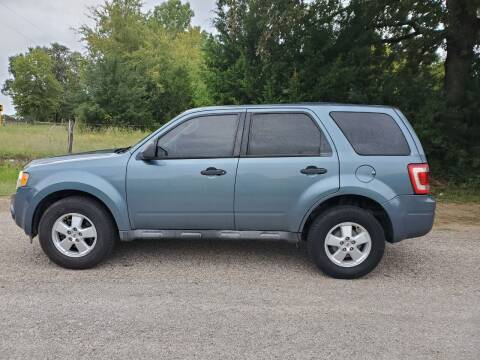 2010 Ford Escape for sale at Benz auto sales in Willis TX