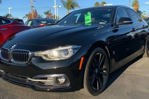 2018 BMW 3 Series for sale at BILLY D SELLS CARS! in Temecula CA