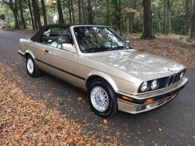 1992 BMW 3 Series for sale at Roadtrip Carolinas in Seneca SC