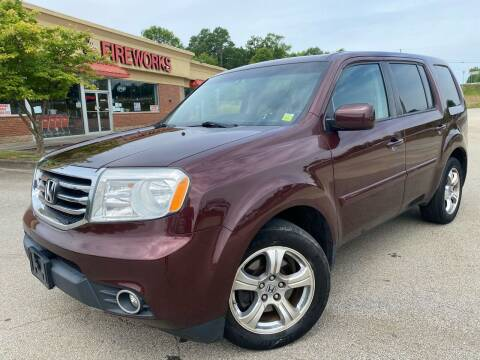 2013 Honda Pilot for sale at Gwinnett Luxury Motors in Buford GA