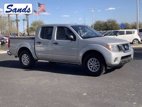 2018 Nissan Frontier for sale at Sands Chevrolet in Surprise AZ