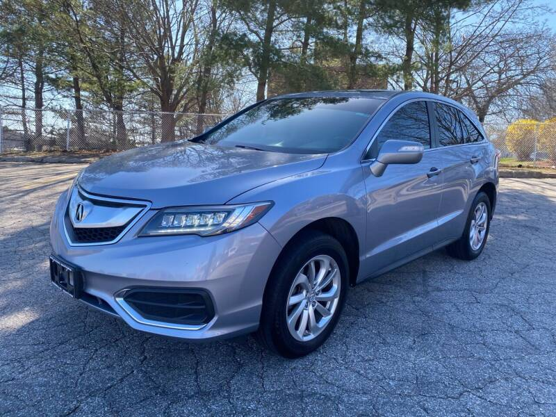 2016 Acura RDX for sale at Welcome Motors LLC in Haverhill MA