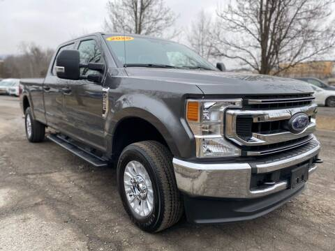 2020 Ford F-250 Super Duty for sale at HERSHEY'S AUTO INC. in Monroe NY