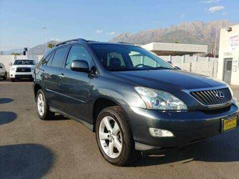 2008 Lexus RX 350 for sale at Canyon Auto Sales in Orem UT