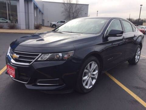 2016 Chevrolet Impala for sale at Jones Chevrolet Buick Cadillac in Richland Center WI