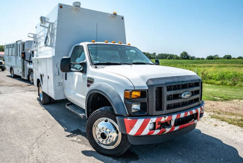 2008 Ford F-450 Super Duty for sale at Fruendly Auto Source in Moscow Mills MO