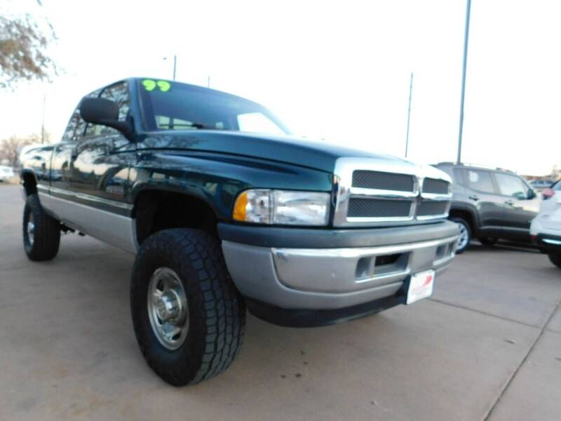 1999 Dodge Ram Pickup 2500 for sale at AP Auto Brokers in Longmont CO