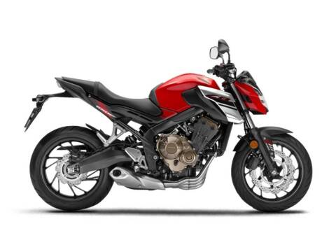 2018 Honda CB650F BASE for sale at Head Motor Company - Head Indian Motorcycle in Columbia MO