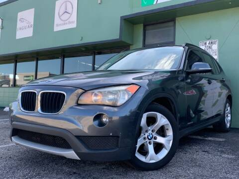 2014 BMW X1 for sale at KARZILLA MOTORS in Oakland Park FL
