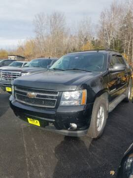 2011 Chevrolet Avalanche for sale at Jeff's Sales & Service in Presque Isle ME