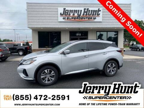 2019 Nissan Murano for sale at Jerry Hunt Supercenter in Lexington NC