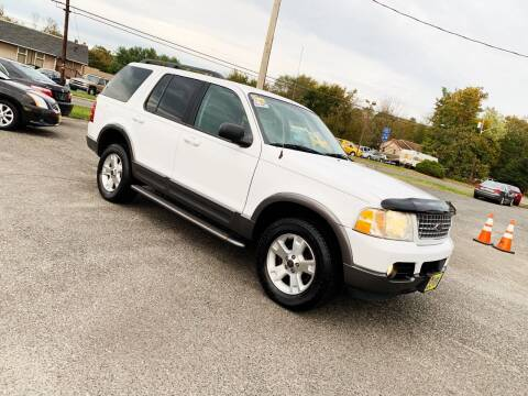 2003 Ford Explorer for sale at New Wave Auto of Vineland in Vineland NJ