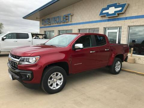 2021 Chevrolet Colorado for sale at Tyndall Motors in Tyndall SD