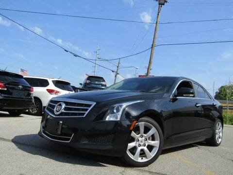 2014 Cadillac ATS for sale at A & A IMPORTS OF TN in Madison TN