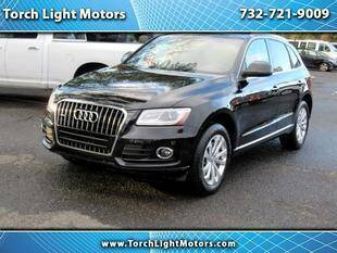2015 Audi Q5 for sale at Torch Light Motors in Parlin NJ
