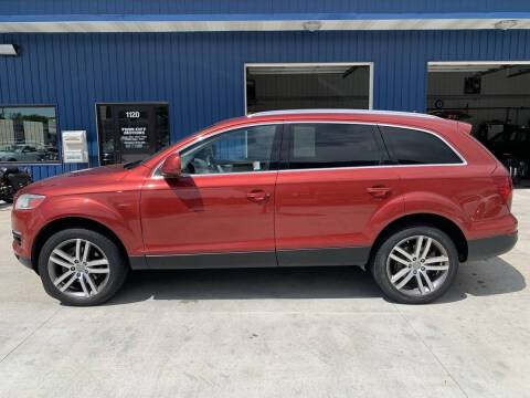 2008 Audi Q7 for sale at Twin City Motors in Grand Forks ND