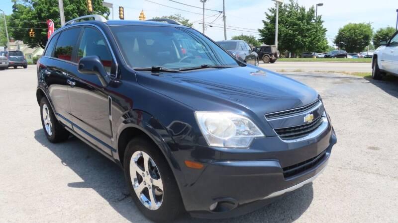 2014 Chevrolet Captiva Sport for sale at RIVERSIDE CUSTOM AUTOMOTIVE in Mc Minnville TN