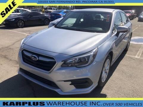 2019 Subaru Legacy for sale at Karplus Warehouse in Pacoima CA