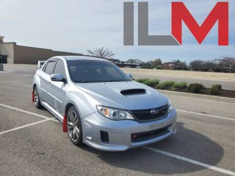2013 Subaru Impreza for sale at INDY LUXURY MOTORSPORTS in Fishers IN