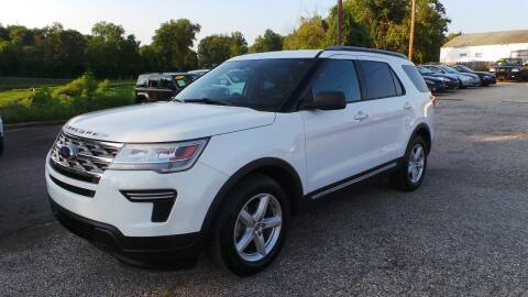 2019 Ford Explorer for sale at Unlimited Auto Sales in Upper Marlboro MD